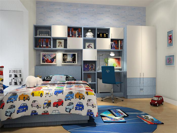 儿童房怎么设计?儿童房装修风格有哪些?