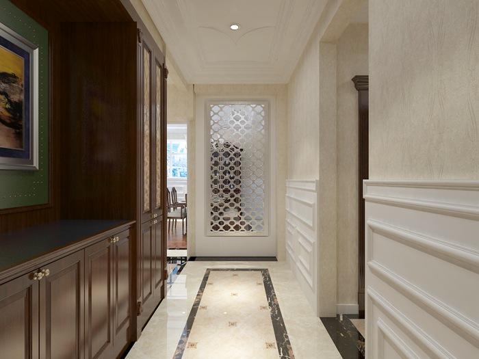 进门玄关装饰画挂什么画好?玄关设计都有哪些注意事项?