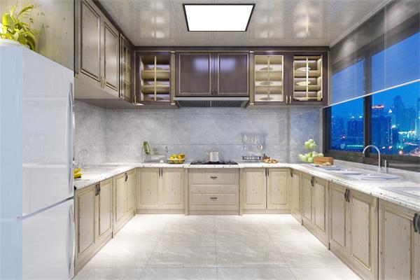 厨房装潢不满意,快来看看装潢方案和注意事项吧