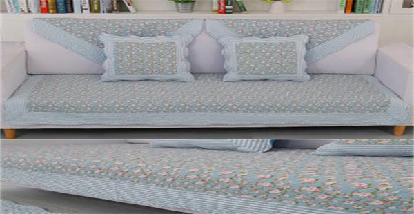 布艺沙发垫价格不一,这样挑选才合适