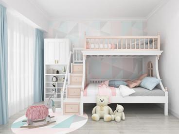 不同墙纸选购要注意什么?儿童房墙纸应该如何铺贴?