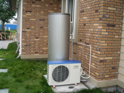电器选购:空气能热水器原理及其优势