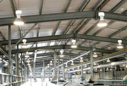 购买工业节能照明时应注意哪些?百安居装修来给你揭晓