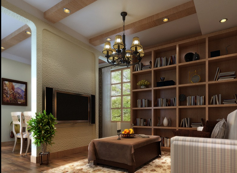 选好油漆颜色,搭配出品质居室