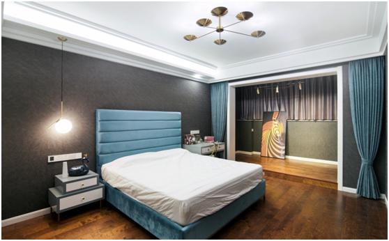 整屋案例:150平现代风家装,高级黑白灰诠释个性潮流范