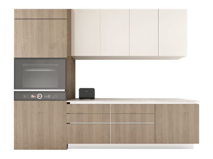 开放式厨房整体橱柜价格是多少?整体橱柜如何选购?