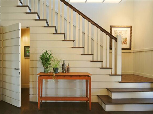 室内楼梯这样安装,家庭小美好一步到位