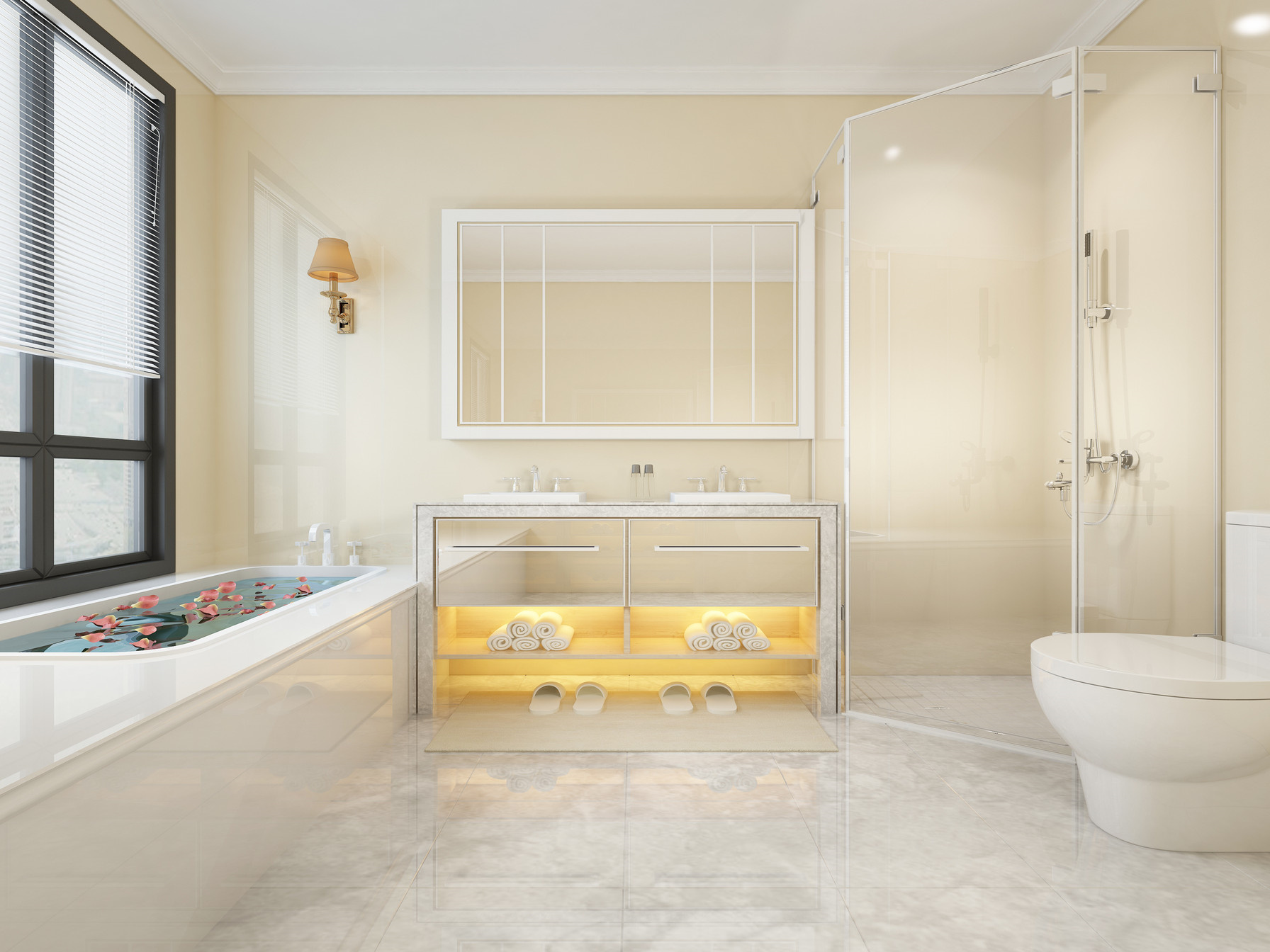 选材小知识:卫生间瓷砖都有哪些种类呢