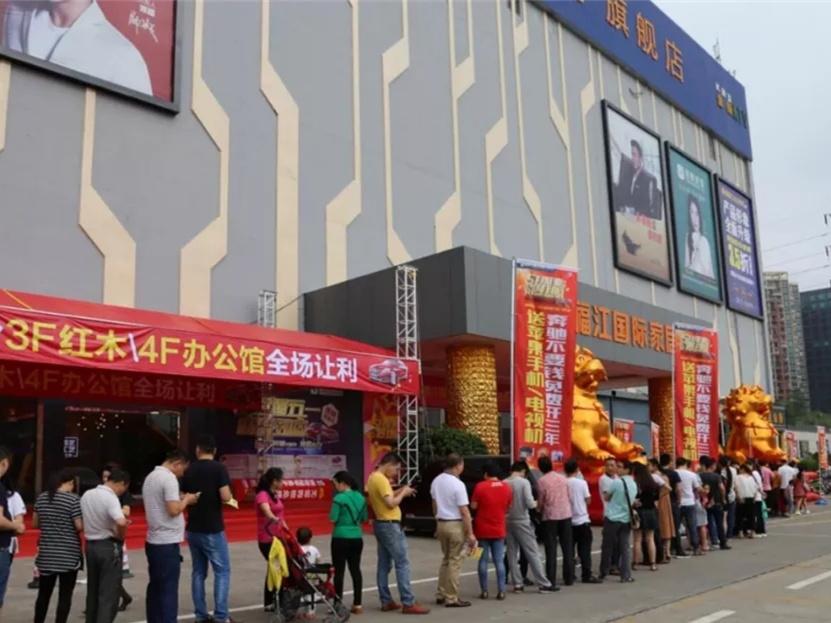 深圳家居城哪里值得打卡?看完有惊喜