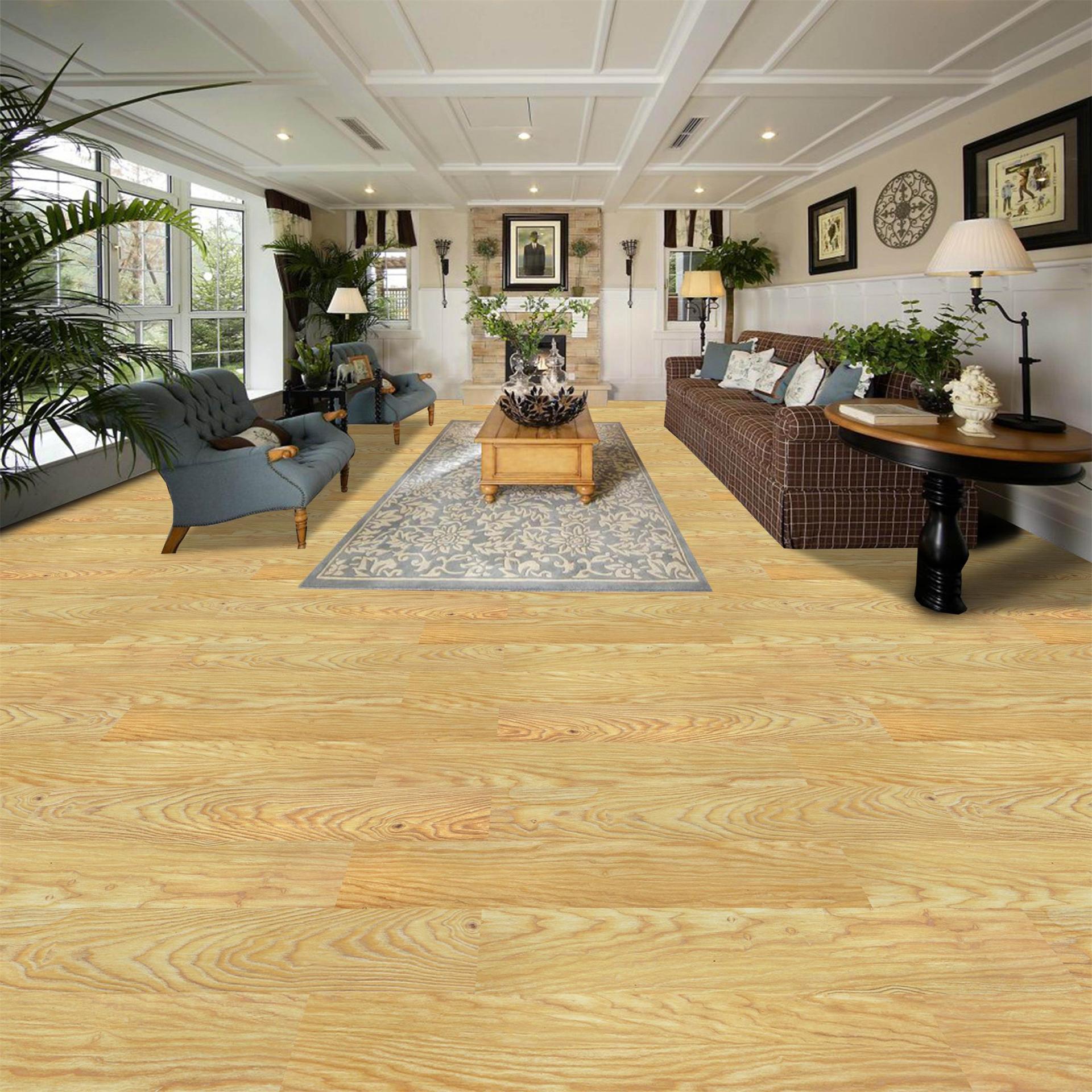 家装塑胶地板的优缺点及购买注意事项