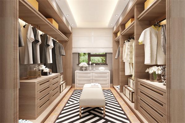 市面上常见的衣柜材料有哪些?你最中意哪种呢?