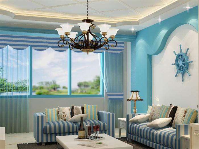 小户型客厅简约装修应该怎么做?家具如何挑选?