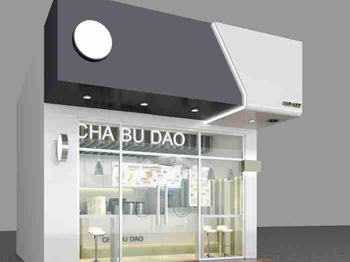 从店面装修图片看出这些巧妙设计,店面装修需注意哪些?