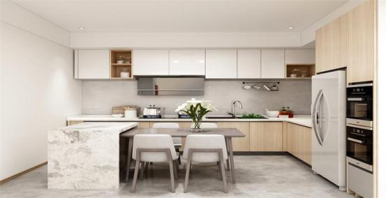 适合厨房的瓷砖颜色及保养方法