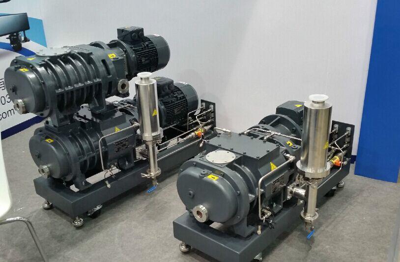 真空泵维修常见故障维修:3种不同的现象和处理方法