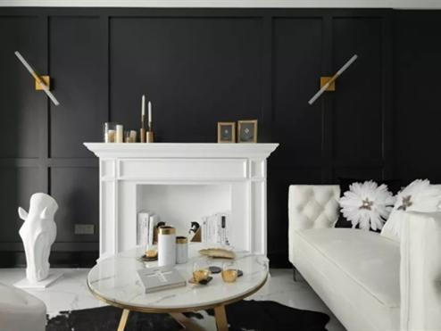 黑白灰装修风格,如何用简约造出高级感