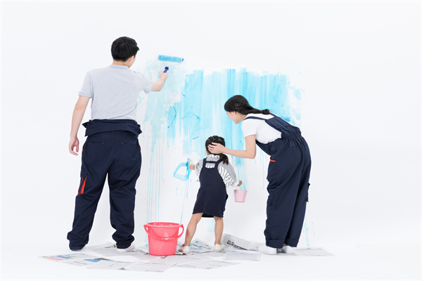 嘉宝莉涂料有品质 让家庭装修变得生机勃勃