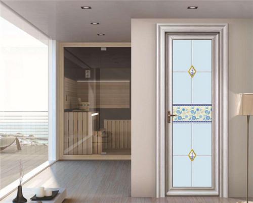 4种卫生间门图片样式,总有一款适合你家!