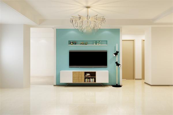 电视背景墙一直是家中的一道风景!怎么设计比较好?
