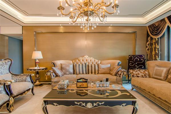 欧式风格客厅如何装修?如何搭配?