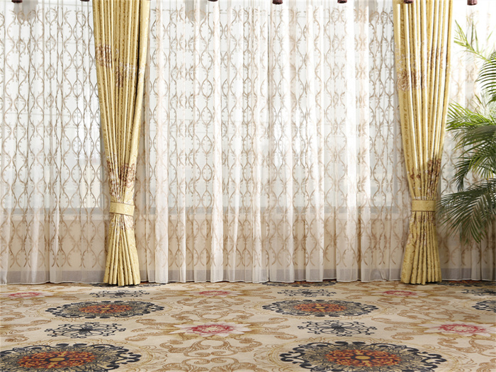 水晶珠帘风水讲究有哪些?装修用水晶珠帘的作用是什么?