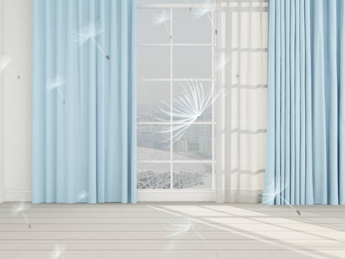 客厅窗帘颜色风水有哪些注意事项?挑选客厅窗帘的技巧是什么?