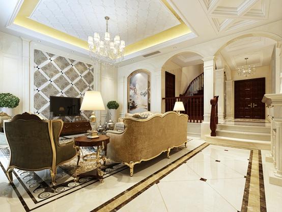 两条建议告诉你如何确定好别墅装修风格