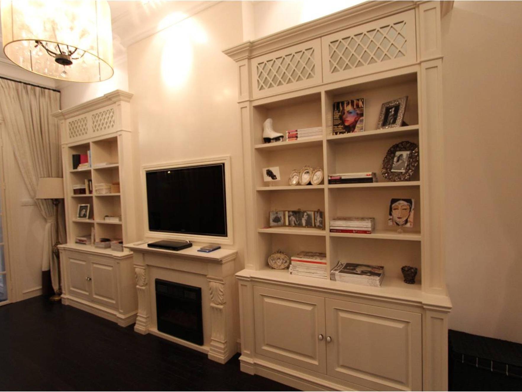 超级变身!客厅兼书房的巧妙结合