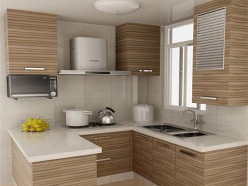 搞懂小户型厨房装修,不为空间小而发愁