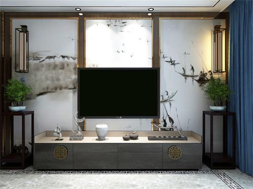 现代电视背景墙有哪些?如何选择电视背景墙?