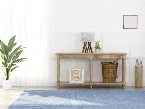 玄关一般挂什么装饰画?玄关装修有哪些种类?
