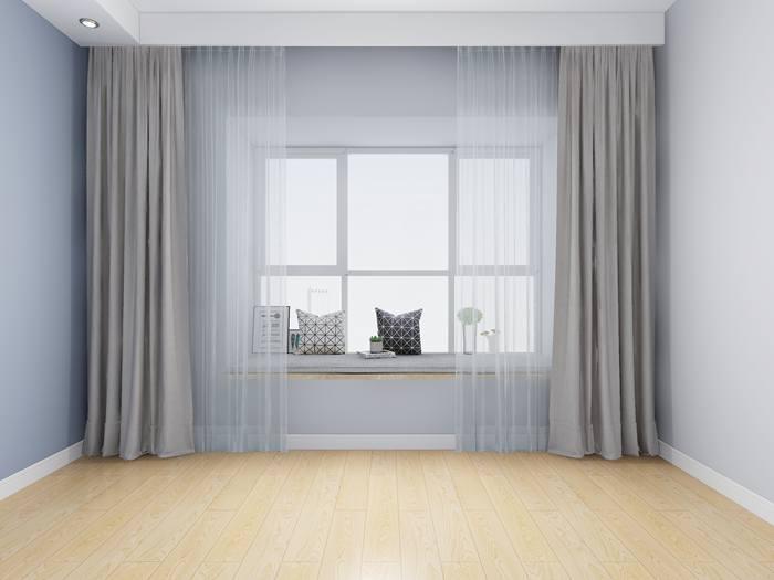 半遮光窗帘优缺点有哪些?窗帘如何选购?