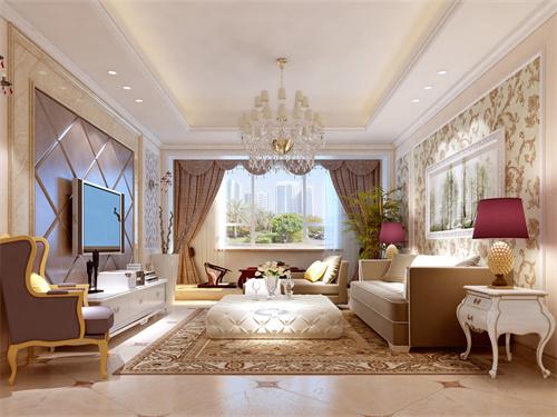 北欧风格客厅设计特点是什么?装修时有哪些要点?