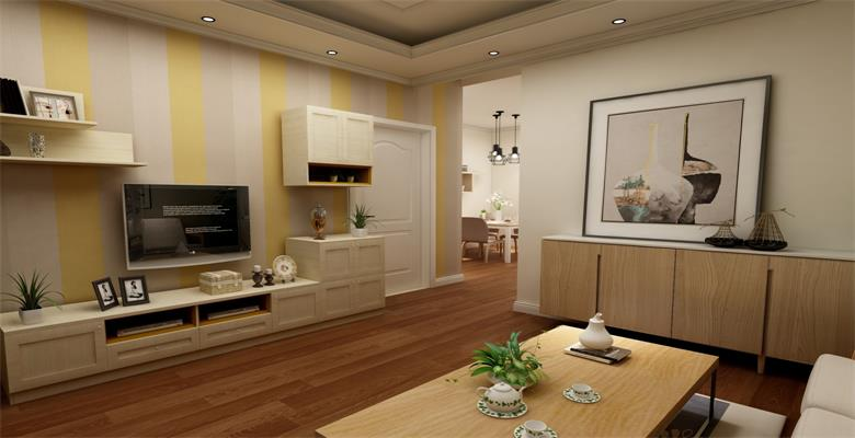 客厅装修设计收纳小技巧