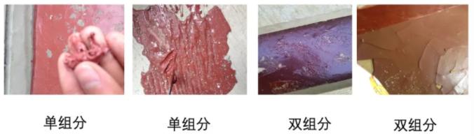 聚氨酯防水涂料喷刷后不固化,是怎么回事?
