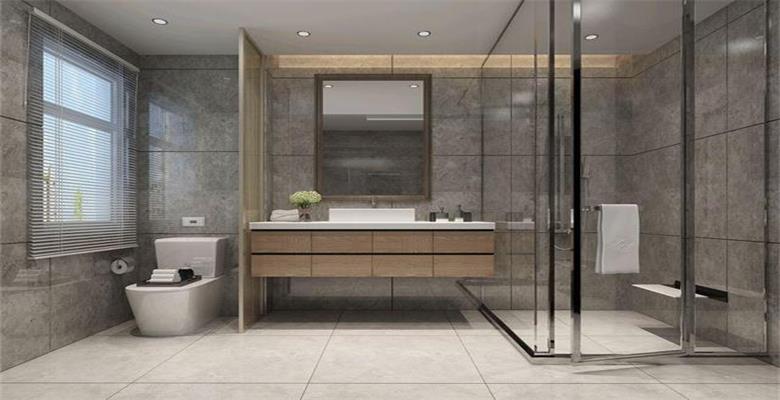 卫生间瓷砖搭配技巧