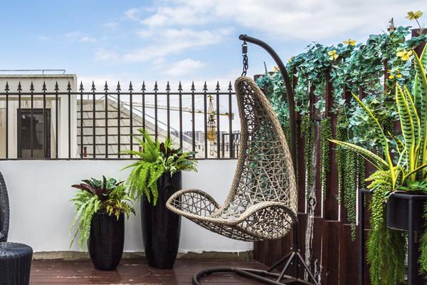阳台花架有哪些种类?你家适合哪款?