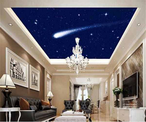 客厅吊顶一般需要多高  让你省心的客厅吊顶装修的小窍门
