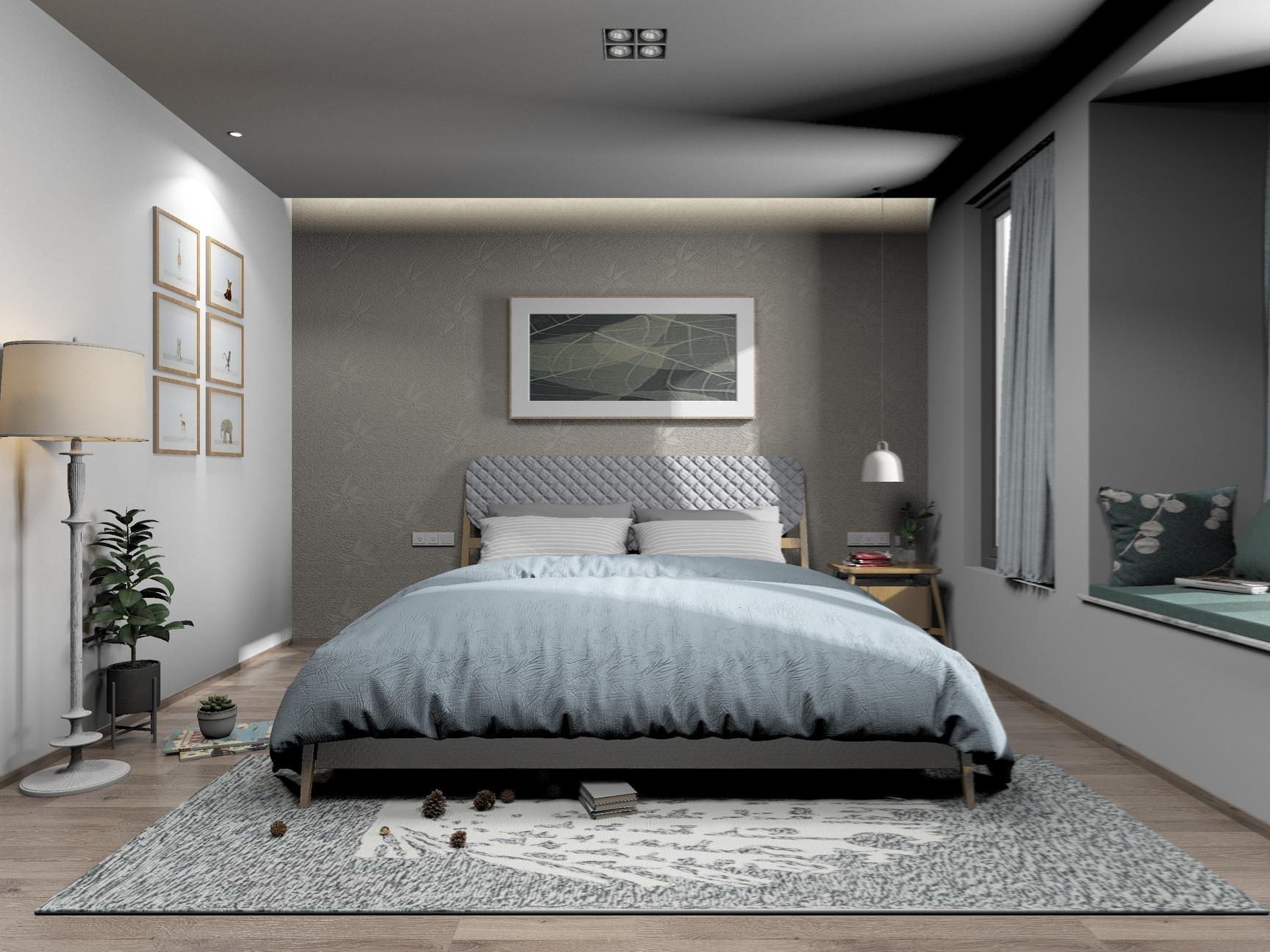 卧室家具摆放风水有讲究,想要好风水别乱放哦!