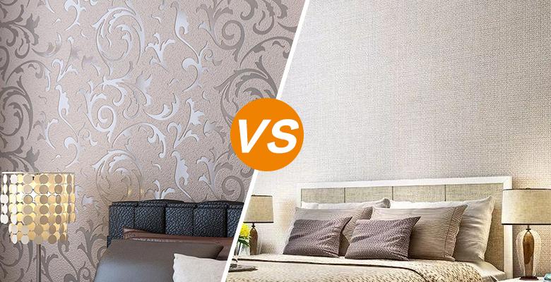 墙布墙纸的区别有哪些?
