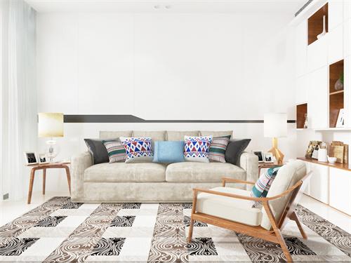 家居地毯的分类有哪几个?地毯保养的十大方法!