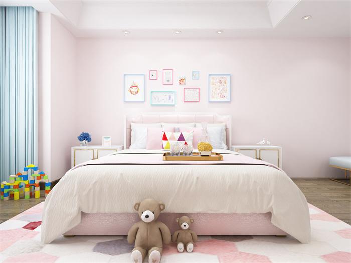儿童房装修案例包含哪些装修风格?