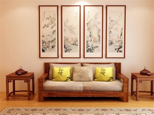 黄色实木地板可以配什么颜色的家具?地板与家具的色彩搭配技巧是什么?