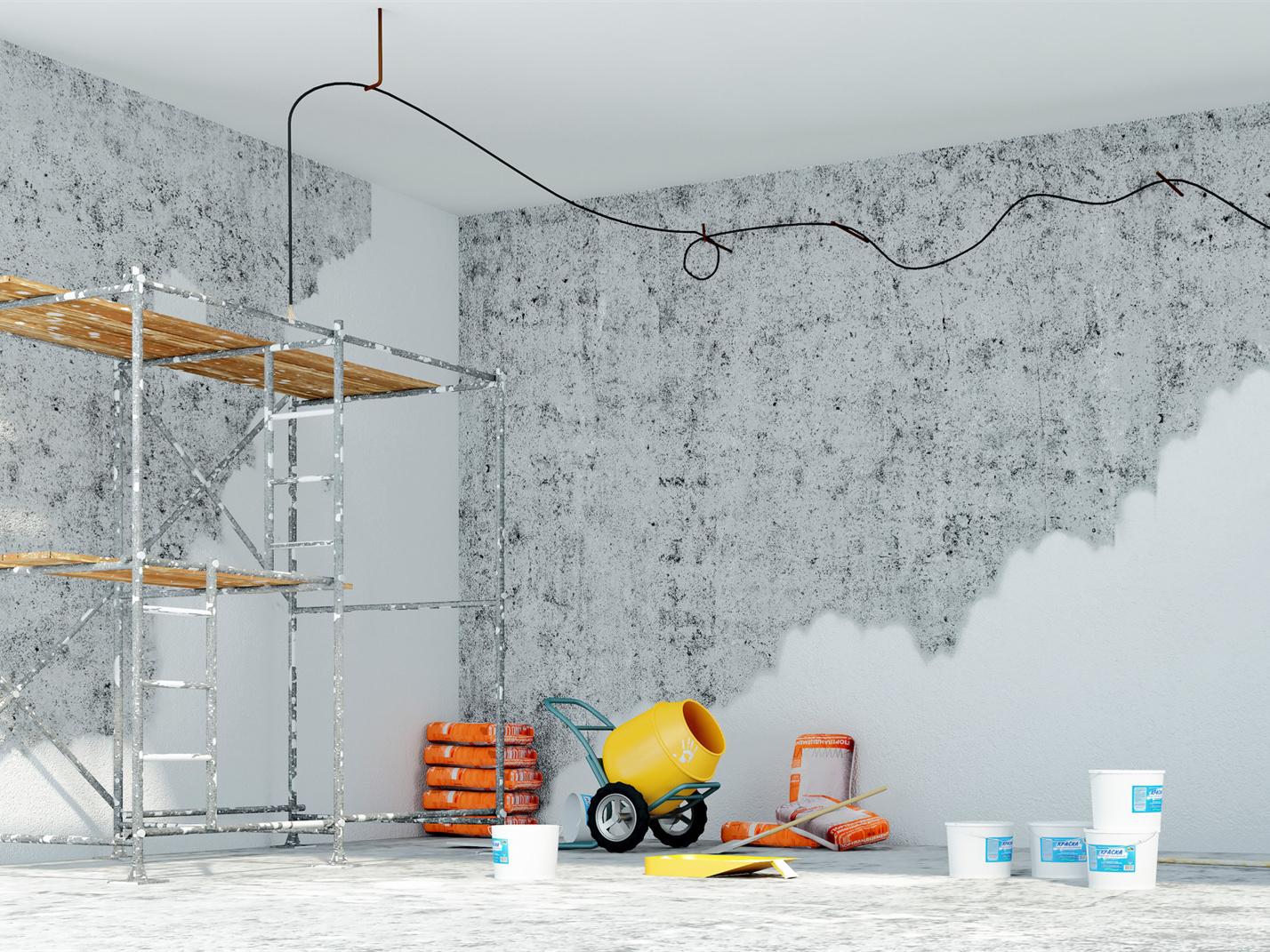 装修流程小知识:房屋装修步骤的详细流程