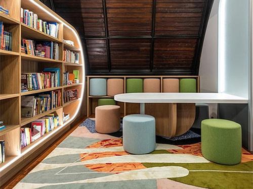 选购小知识:图书馆书架的种类有哪些,它们的材质都是什么