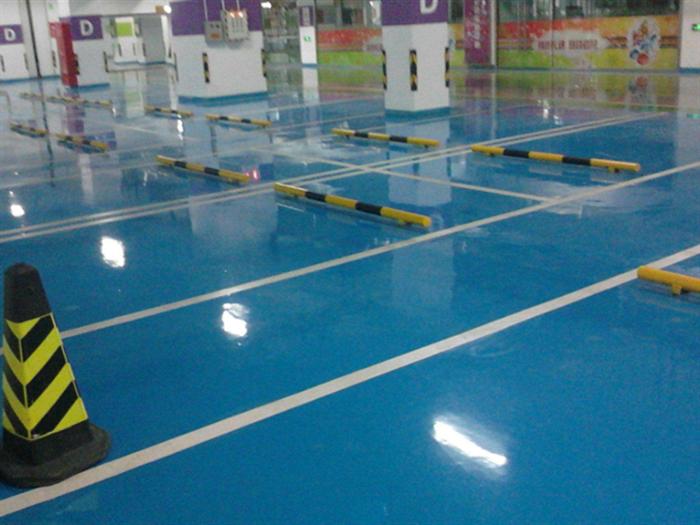 环氧树脂地坪做法是什么?环氧树脂地坪施工注意事项?