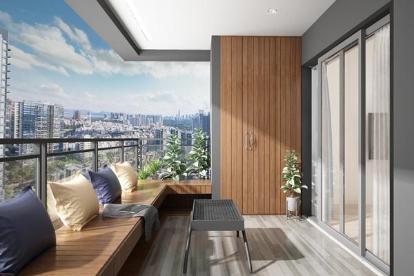 一楼阳台装修需注意什么?阳台装修怎么设计?