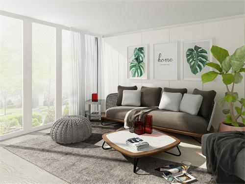 布艺沙发脏了应该如何处理?了解清洗布艺沙发方法
