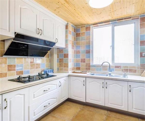 L型厨房如何设计最合理  让你轻松打造满意的L型厨房
