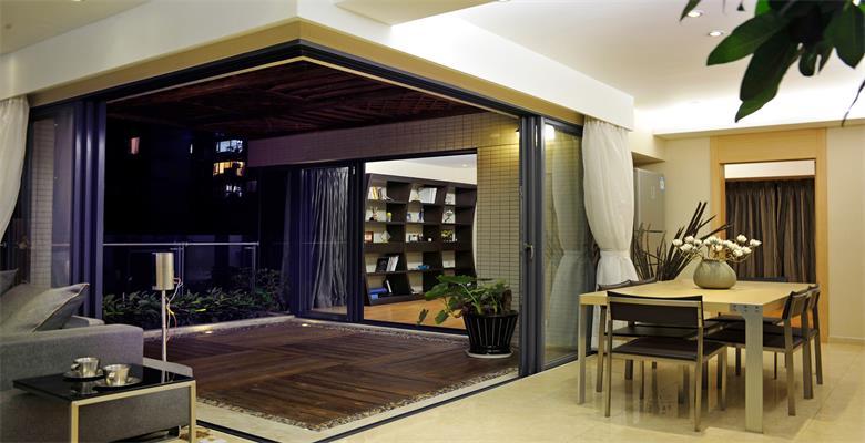教你如何把阳台设计成书房